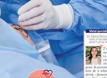 In ce consta operatia de cataracta
